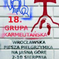 Piesza Pielgrzymka- 18 KARMELITAŃSKA